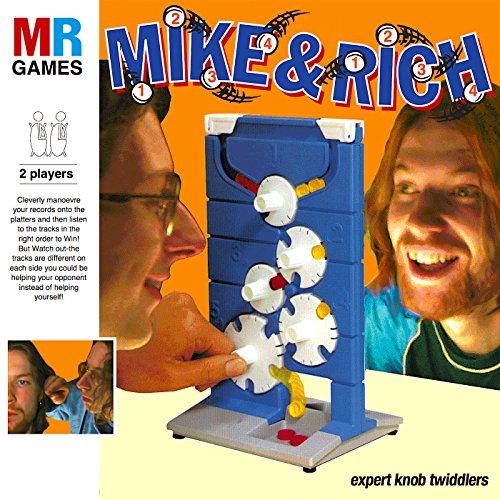 Preisvergleich Produktbild Mike & Rich: Expert Knob Twiddlers