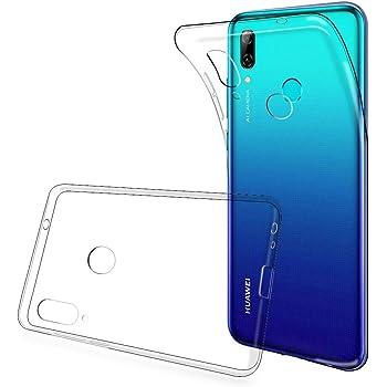 ANEWSIR Cover Compatibile con Huawei P Smart 2019, P Smart 2019 Custodia, Case in Morbido Silicone di Gel AntiGraffio in TPU Ultra - Trasparente