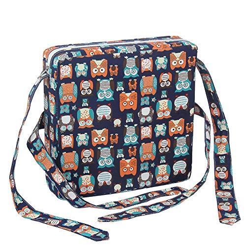 r Kissen Booster Kissen Baumwolle und Leinen, Kissen Booster Stuhl für Stuhl Esszimmer Kind Cartoon Design für Kinder ()