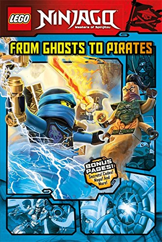 From Ghosts to Pirates: Graphic Novel Book 3 (LEGO Ninjago, Band 3) (Avatar Last Airbender Spielzeug)
