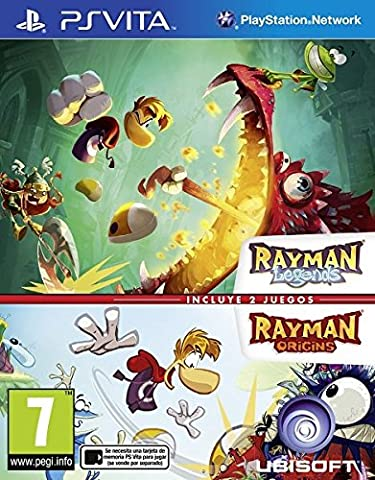 Compilation : Rayman Legends + Origins