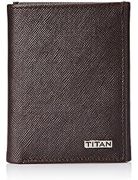 Titan Formal Brown Men's Wallet (TW179LM1BR)