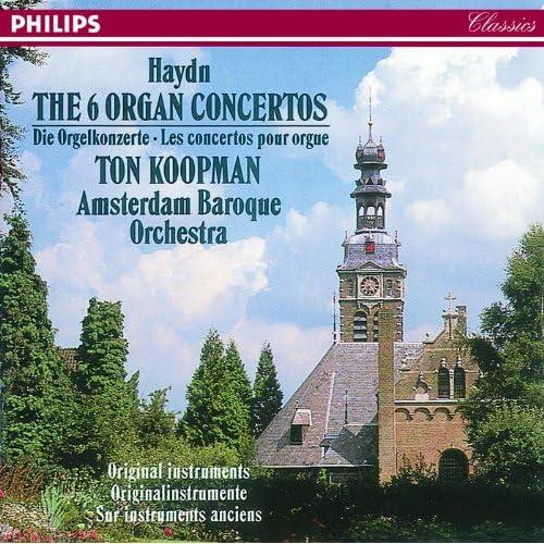 Haydn: Clavier Concerto In C, H.XVIII No.8 - 3. Finale (Allegro)