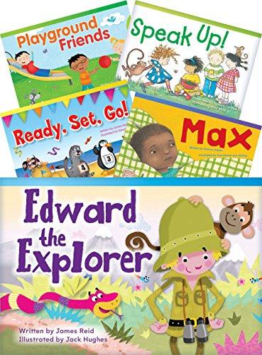 Literary Text Grade 1 Readers Set 2 10-Book Set (Fiction Readers) (Teacher Created Materials Library) -