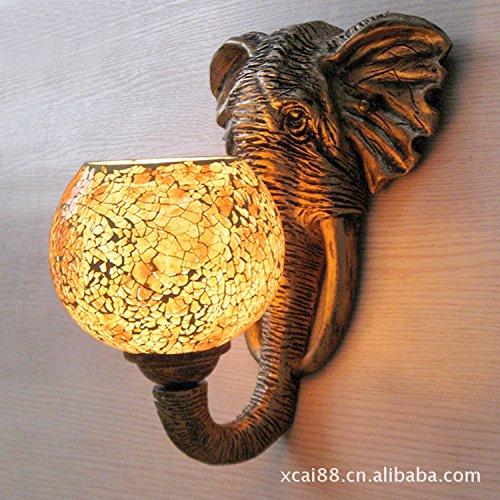 5151BuyWorld antiguo europeo de Hotel Retro lámpara de pared proyecto de iluminación...