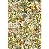 Morris Heathcote & Ivory Golden Lily - Papel aromatico para cajones (5 unidades)
