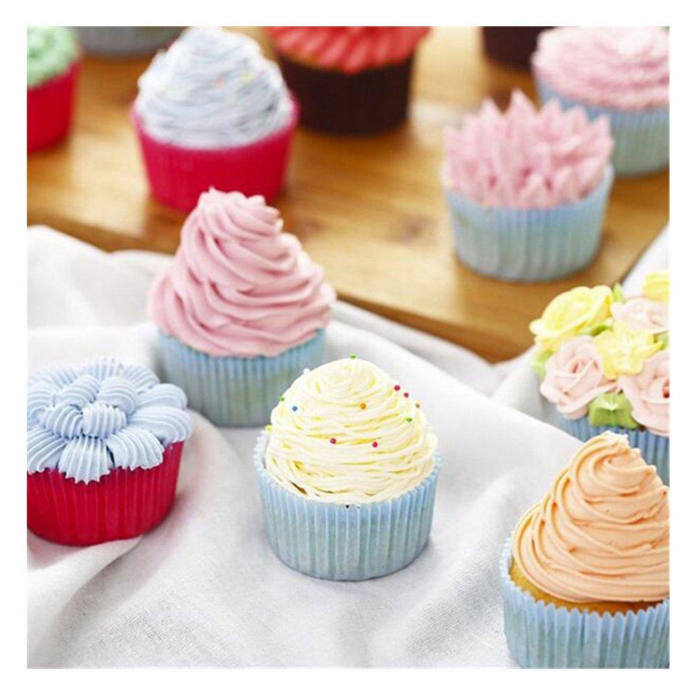 35pcs russland spritzbeutel d sen rose blumen geb ck tipps kuchen dekorieren d ebay - Kuchen dekorieren ...