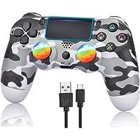 Juego Game Controller for PS4, Controller Wireless per Playstation 4 con Joystick di Gioco a Doppia Vibrazione…