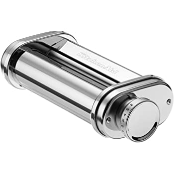 KitchenAid 5KSMPSA Sfogliatrice, Accessorio per Robot da Cucina KitchenAid