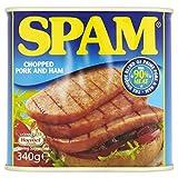 Spam Chopped Pork and Ham, 340 g