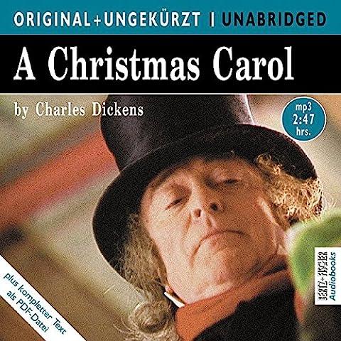 A Christmas Carol / Eine Weihnachtsgeschichte. MP3-CD. Die englische Originalfassung
