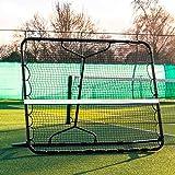 RapidFire Mega Tennis Rebounder | Tennis Schuss Trainingsplätze (Klein Oder Groß) (Small (1.5m x 1.8m))