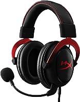 HyperX KHX-HSCP-RD, Cloud II - Pro Gaming Kulaklık, Kırmızı