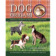 Dog Origami (Origami Books) (English Edition)