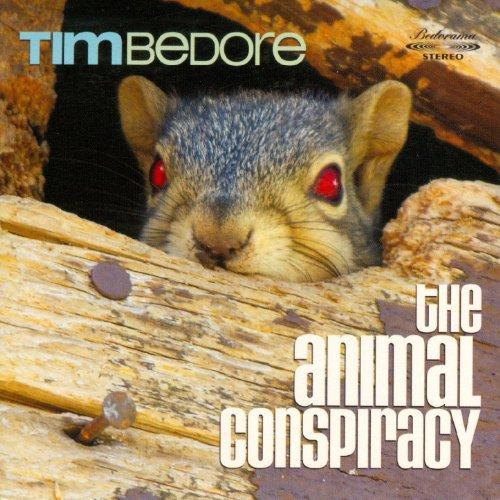 Fonda Dicks and the Animal Conspiracy
