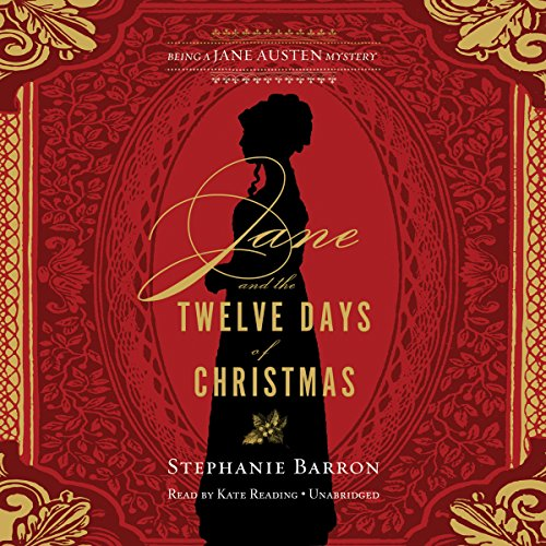 Jane and the Twelve Days of Christmas  Audiolibri