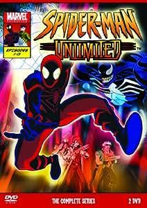 Spider: Man Unlimited Complete Series [DVD]