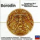 Borodin symphonies nos.2 & 3;