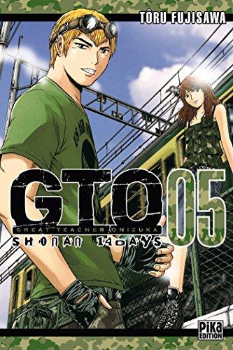 GTO Shonan 14 Days T05 : Great Teacher Onizuka par Tôru Fujisawa