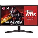 """LG 24MP59G-P - Monitor Gaming de 60,4 cm (23,8"""") Full HD (1920 x 1080, IPS, 16:9, DisplayPort x1, HDMI x1, D-SUB x1, AUX x1,"""