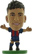 Soccerstarz Barcelona Neymar Jr No Mohican Home Kit 2015 Version Figures