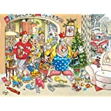 Wasgij Christmas Short Circuit Jigsaw Puzzle (500 Pieces) by Wasgij