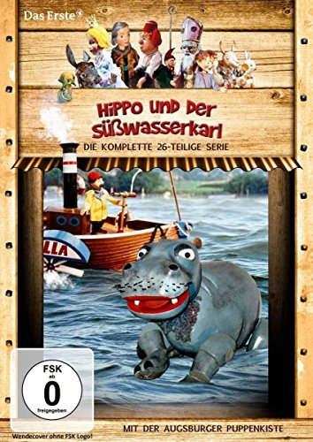 Hippo und der Süßwasserkarl