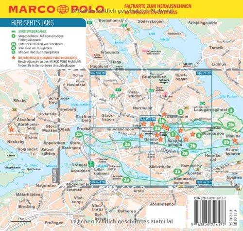 MARCO POLO Reiseführer Stockholm: Reisen mit Insider-Tipps. Mit EXTRA Faltkarte & Cityatlas: Alle Infos bei Amazon