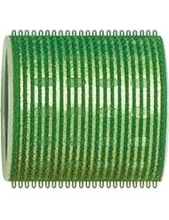 Fripac-Medis - Thermo Magic Rollers - Bigoudis - Vert - Diamètre : 60 mm - Lot de 6