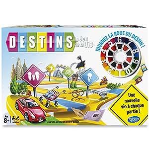 Hasbro - 040005960 - Jeux de société - Destins  - Version 2016