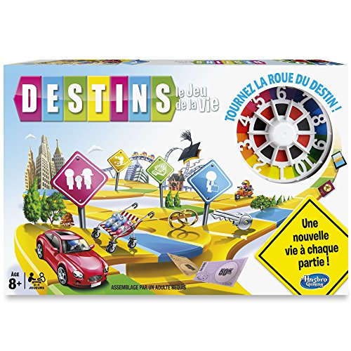 Hasbro - 040005960 - Destins