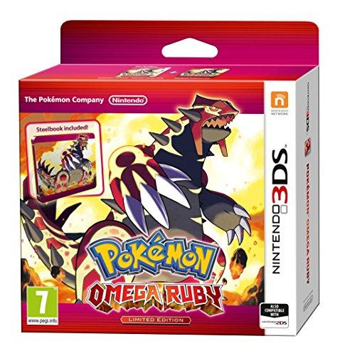 Pokemon Omega Rubin (Steelbook)
