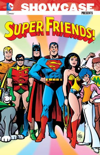 Showcase Presents: Super Friends Volume 1 TP
