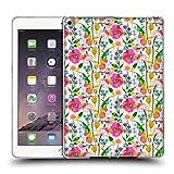 Head Case Designs Offizielle Ninola Fruehlingsblumen Botanisch 2 Soft Gel Hülle für iPad Air 2 (2014)