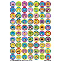 C.S. Kids EYFS Smart Rounders (Stickers: Pack of 280)