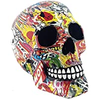 Nemesis Now–Pop Art calavera