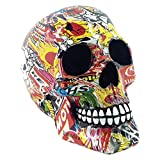 Nemesis Now Pop Art Skull