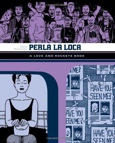 Locas 03 Perla La Loca (Love & Rockets)