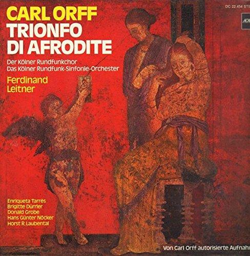 Trionfo Di Afrodite [Vinyl LP]