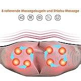 Amzdeal Nackenmassage Massagegerät - 4