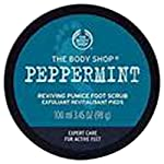 The Body Shop Peppermint Pumice Foot Scrub, 100 ml