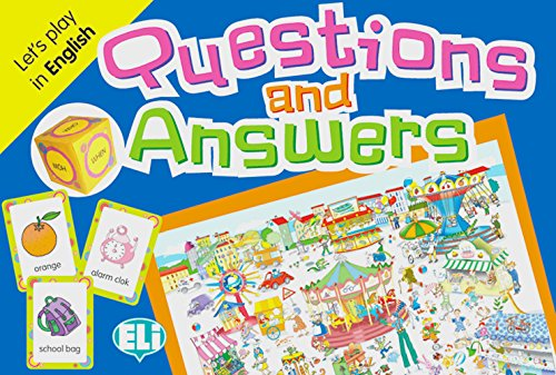 QUESTIONS AND ANSWERS: LETS PLAY IN ENGLISH