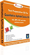Quantitative Aptitude (All Exams) ((90 Topic Wise Tests) & 25 topic wise E-Books) for in depth practice!
