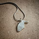 Kingfisher Pure Silver Bird Pendant with Necklace Chain