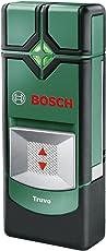 Bosch Ortungsgerät Truvo (max Ortungstiefe Stahl/Kupfer/Stromleitung: 70/60/50 mm, in Dose)