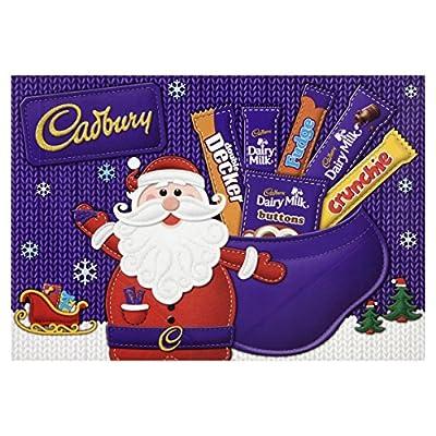 Cadbury Medium Chocolate Selection Box 180g (Pack of 8)