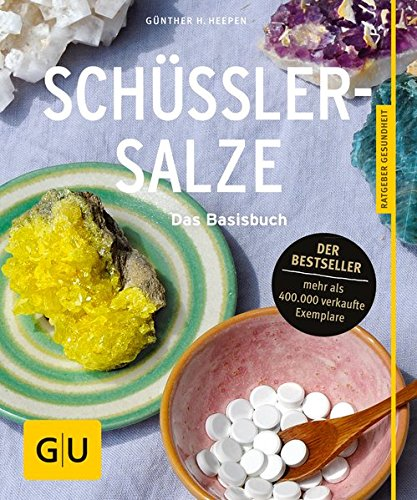 Schüßler-Salze: Das Basisbuch