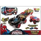 SPIDERMAN PLAYSET -CR12-CR14-