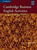 Cambridge Business English Activities: Serious Fun for Business English Students