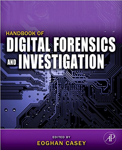 Handbook of Digital Forensics and Investigation por Eoghan Casey BS  MA